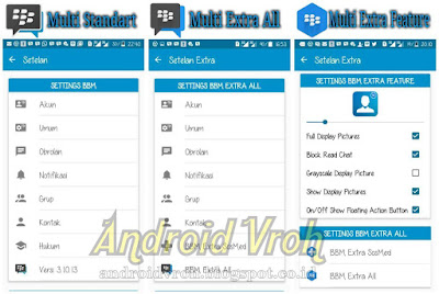 Download Download Multi BBM+BBM2+BBM3+BBM4 Versi 3.1.0.13 Apk Terbaru