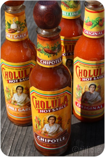 Product Review Cholula Hot Sauce A Michelada