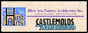 Hirst Arts Castle Molds