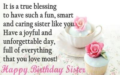 happy birthday big sister quotes