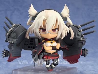 Figura Musashi Nendoroid Edición Limitada Kantai Collection KanColle