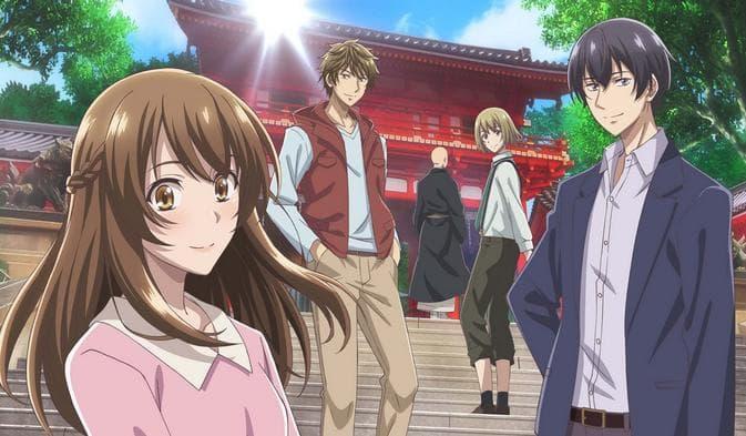 جميع حلقات انمي Kyoto Teramachi Sanjou no Holmes مترجم (تحميل + مشاهدة مباشرة)