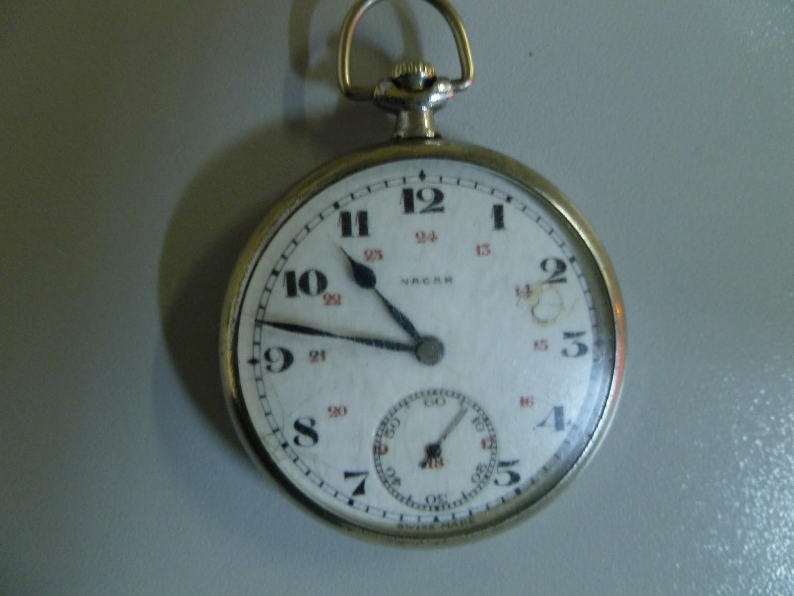 Eski Köstekli Saat