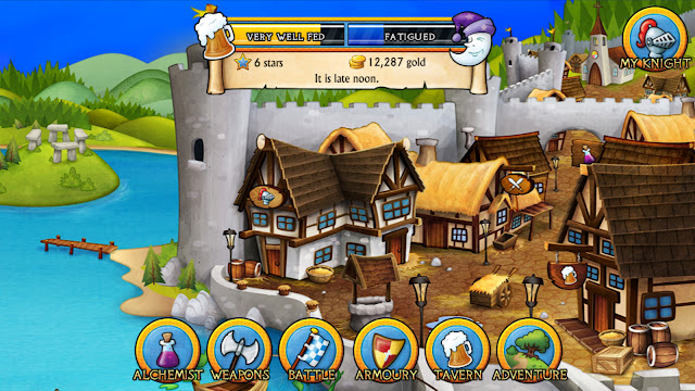 Swords and Sandals Medieval MOD APK premium