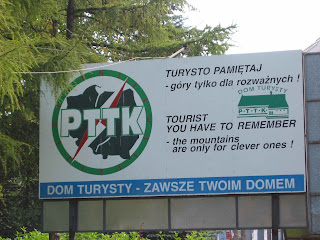 Dom Turysty, Zakopane, Poland near the Tatra Mountains