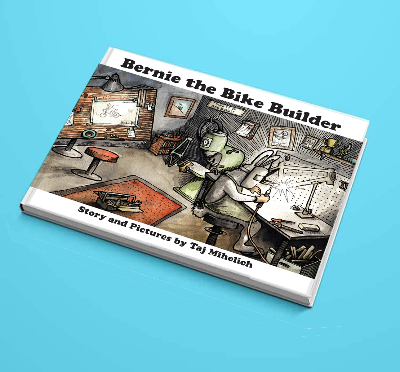 Bernie the Bike Builder Sale!