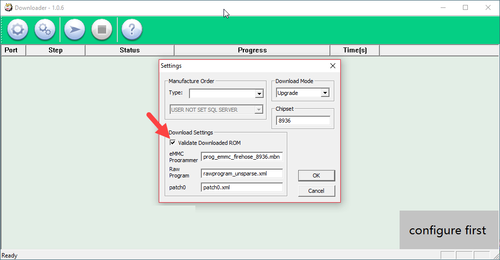 How To Use QComDloader Tool 2