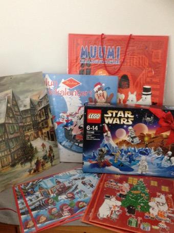 joulukalenteri 2018 citymarket Keltaisen talon joulunodotusta: Meidän joulukalenterit joulukalenteri 2018 citymarket