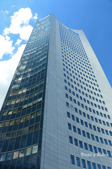 Panorama Tower, Universidad de Leipzig