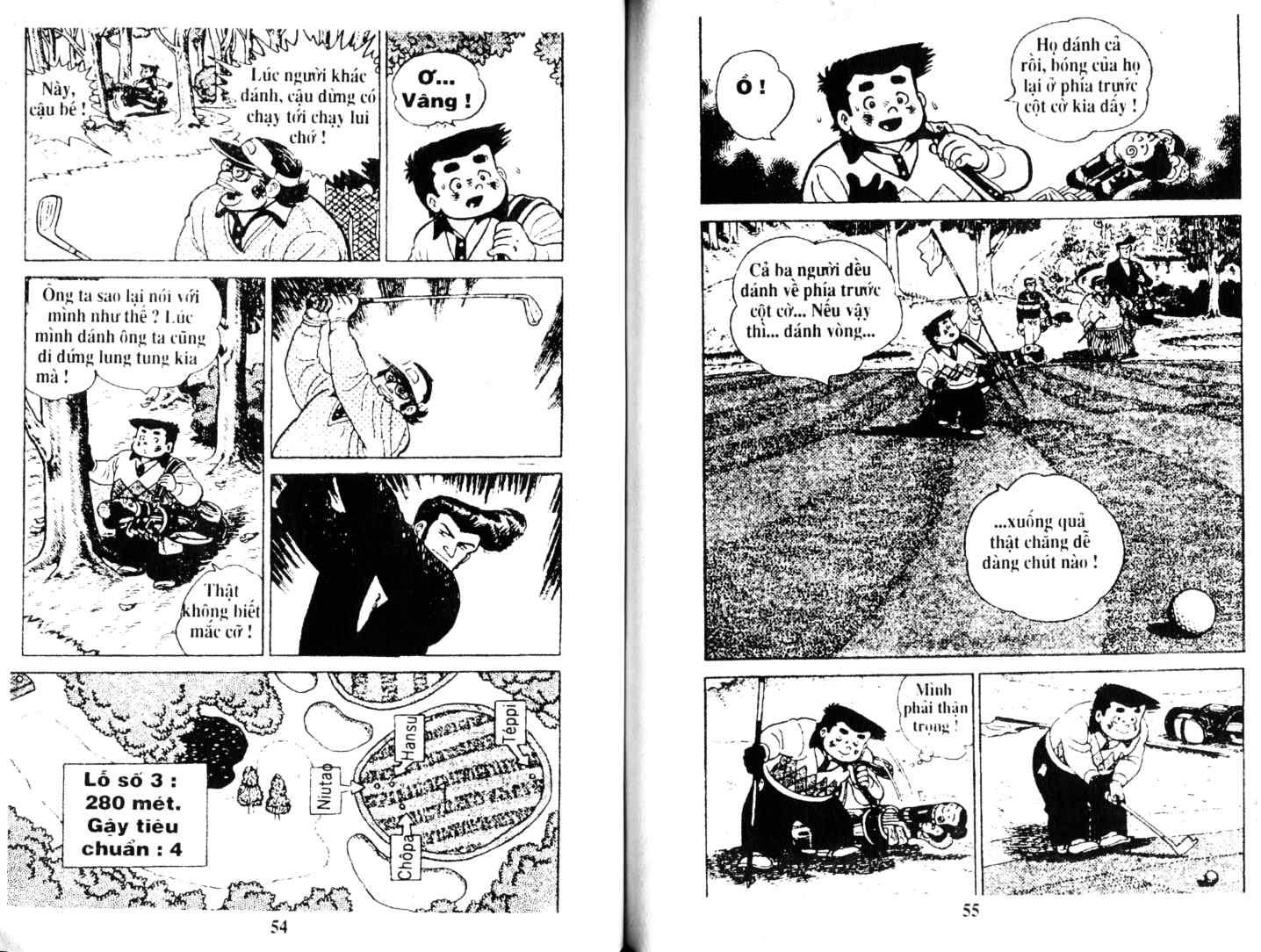 Ashita Tenki ni Naare chapter 12 trang 26