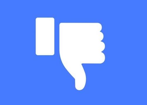 Facebook está finalmente testando o botão não curtir, mas ele não servirá para você discordar dos amigos publicamente