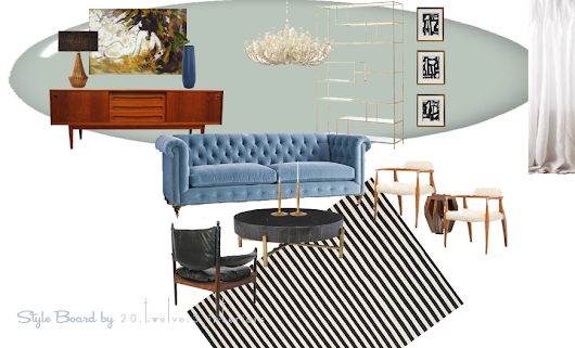 love it, live it: item inspired chesterfield lounge