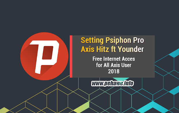 Cara Setting Psiphon Pro Telkomsel Terbaru