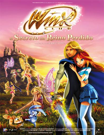 Ver Winx Club: El Secreto del Reino Perdido (2007) Online