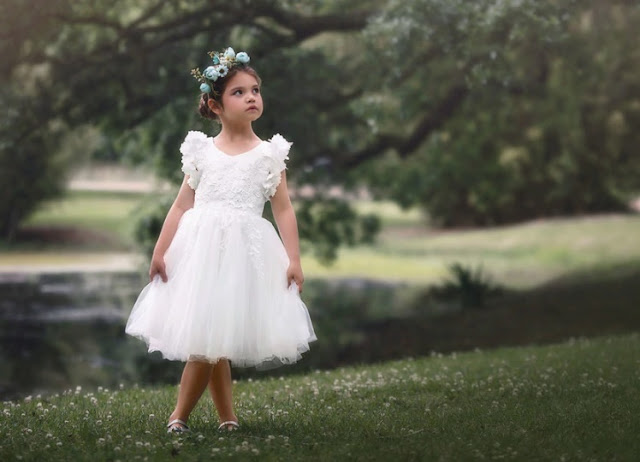 Pick Best and Comfortable Baby Girl Summer Dresses 2018
