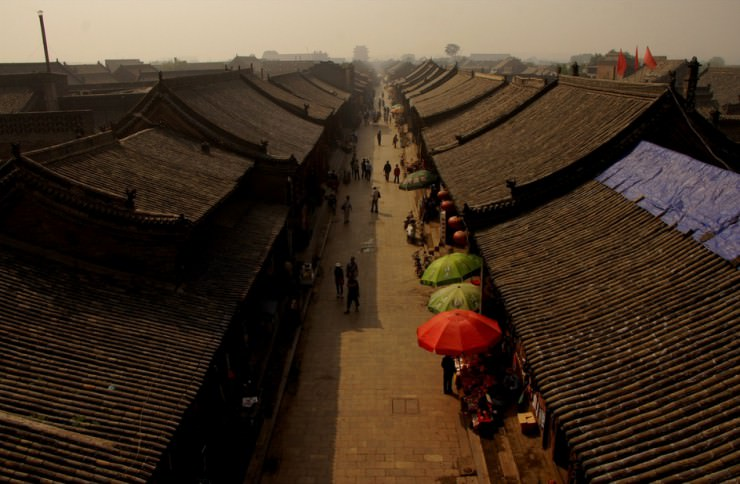 5. Pingyao, China - Top 10 Medieval Towns in the World