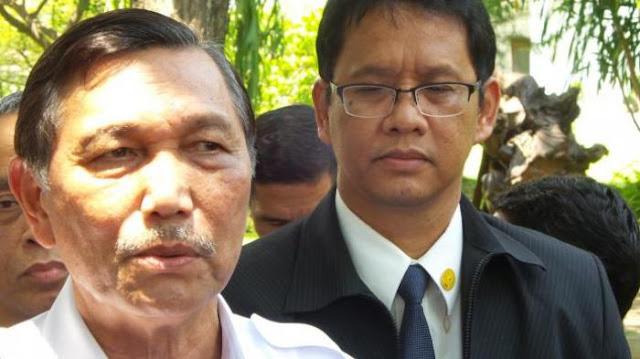 Sudah Ijin Presiden Jokowi, Menteri Luhut Pernah Tawari Bisnis, Nggak Disangka Jawaban Gibran Rakabuming Bikin Geleng-geleng
