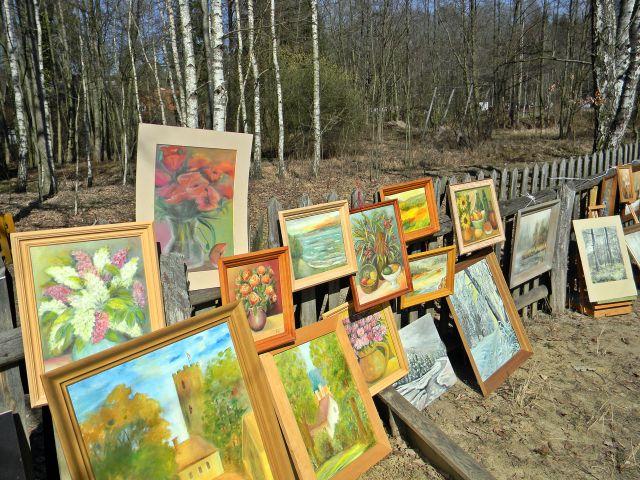 malarstwo, sztuka, galeria, sprzedaż