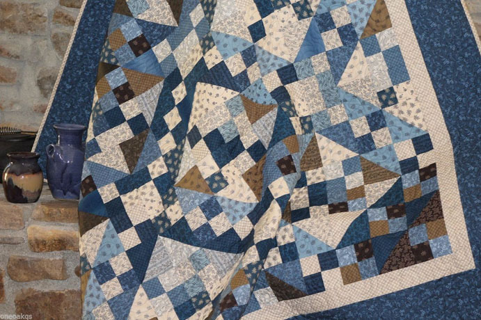 Barbara Brackman S Material Culture Quilts Using My