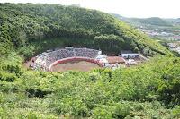 Resultado de imagen de La plaza de Toros de Isla Graciosa