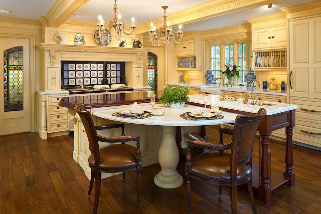 Traditional Dream Kitchen