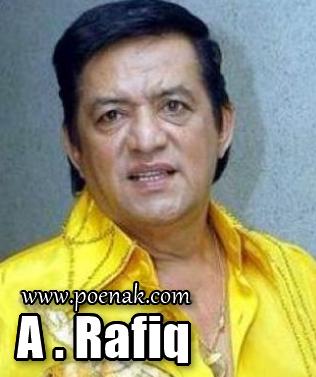 Lagu Top A.Rafiq