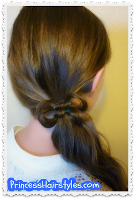 Quick and easy hair bow video tutorial