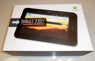Disgo 7000 Tablet Review