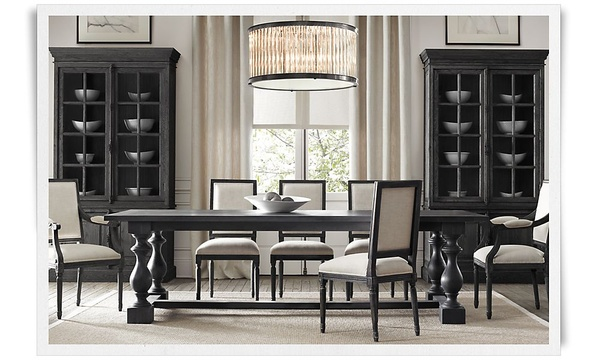 FOCAL POINT STYLING: RETAIL FAVE: Restoration Hardware