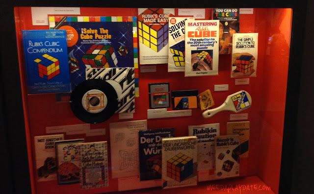 History of the Rubik Cube at Great Lakes Science Center this Summer #thisiscle | @mryjhnsn