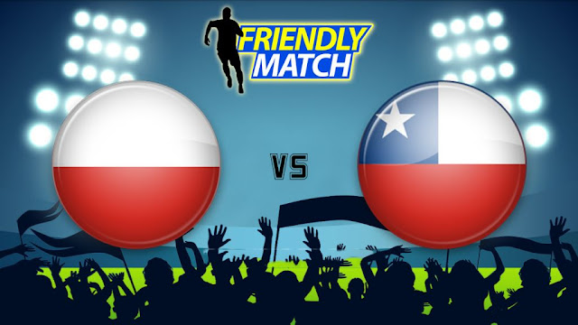 Poland vs Chile Full Match Replay 08 June 2018