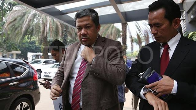 Kasus Korupsi Meningkat, Fahri Hamzah Minta Jokowi Tangung Jawab