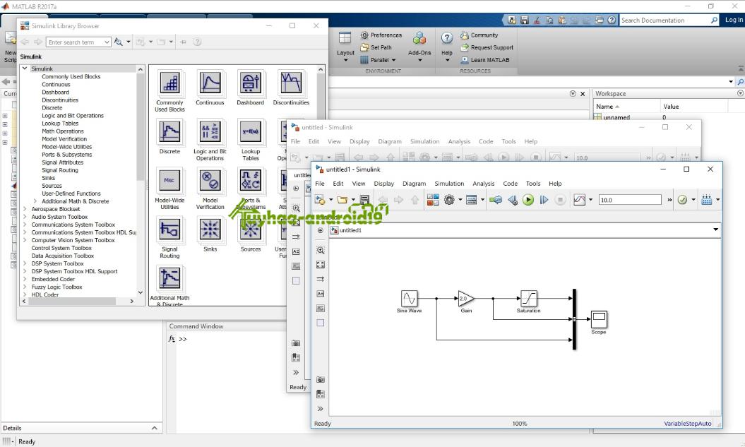 Mathworks Matlab R2017 kuyhaa