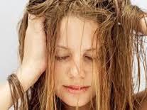 ince telli saçlar için tarif