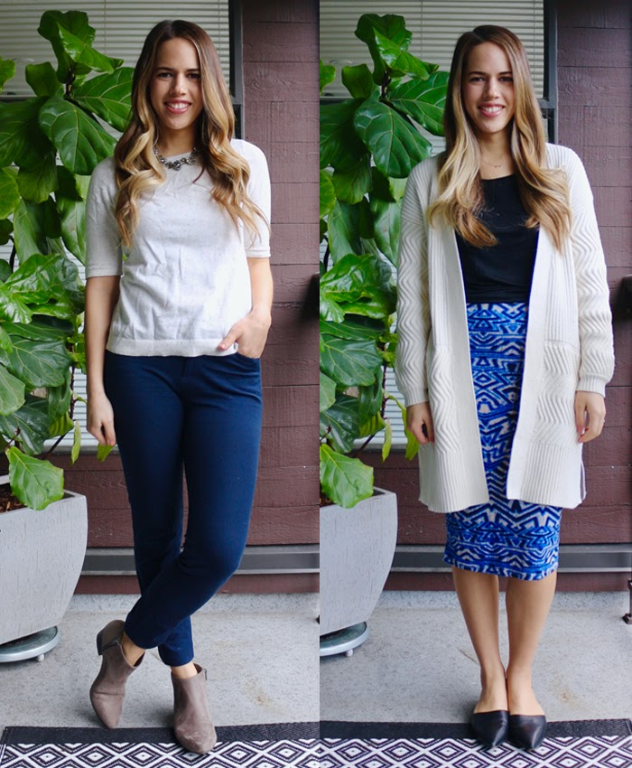 Jules in Flats - April Outfits
