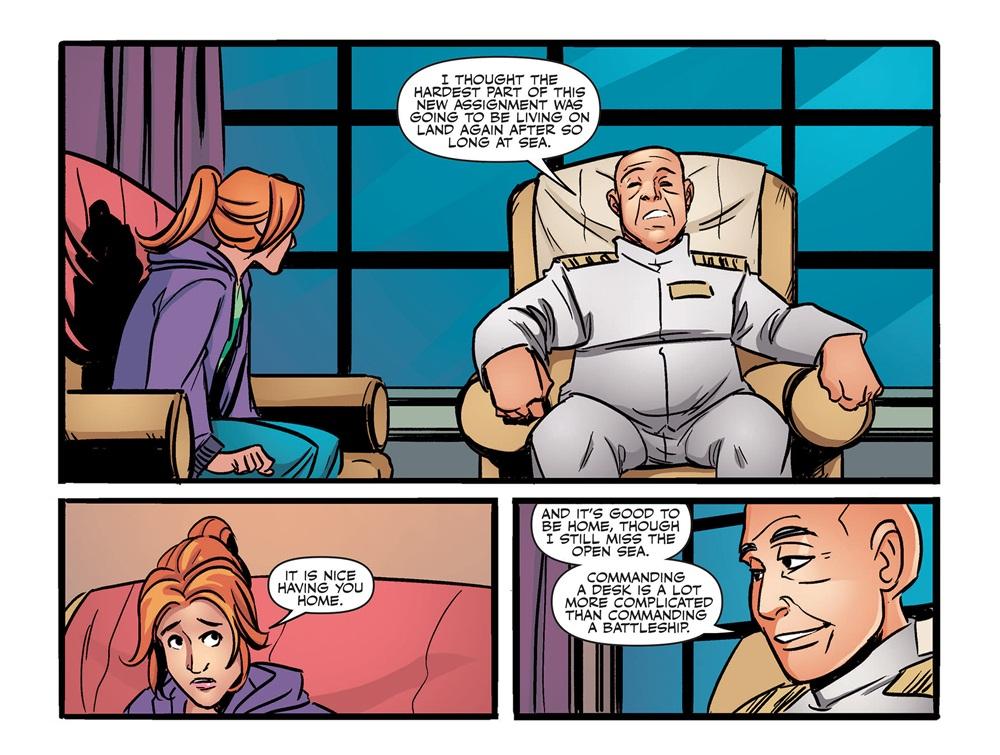 The X-Files – Origins 002 Chapter 02 (2016) | Vietcomic.net reading comics online for free