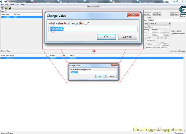Cheat Trigger: Cheat Engine for RPG Maker