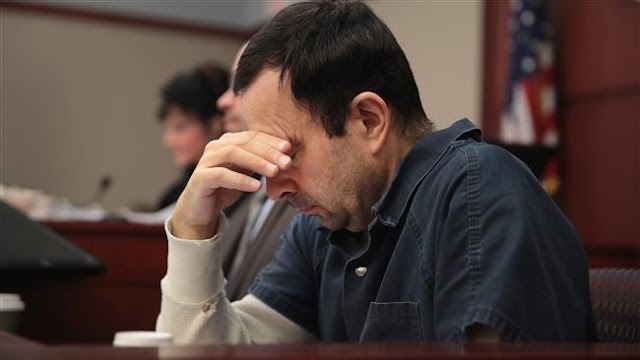 Ex-US gymnast doctor Larry Nassar sentenced up to 175 years in jail for sexual abuse