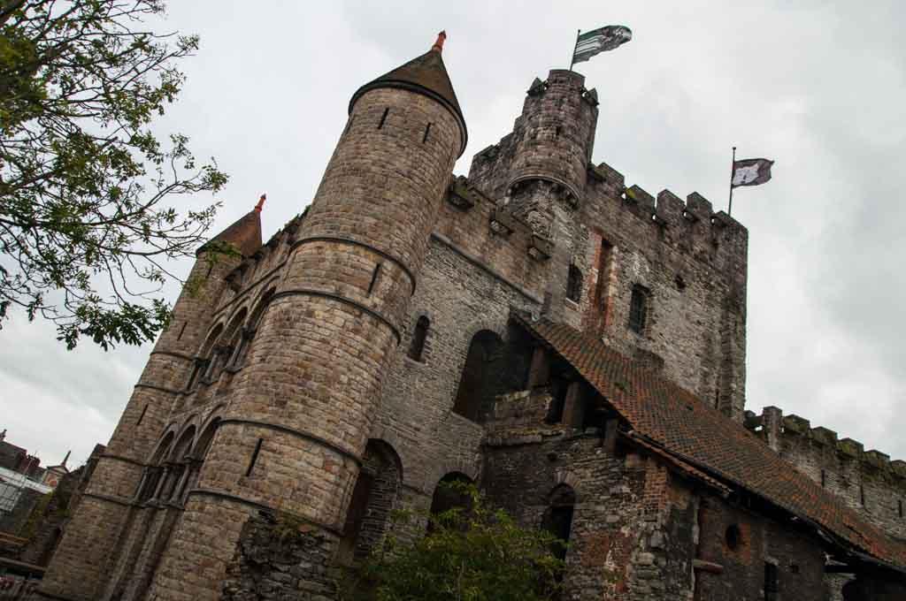 Castillo de Gante