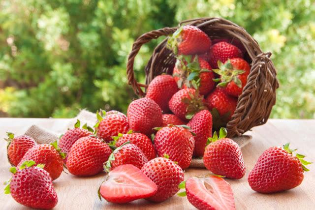 Las  mejores 11 frutas para bajar de peso