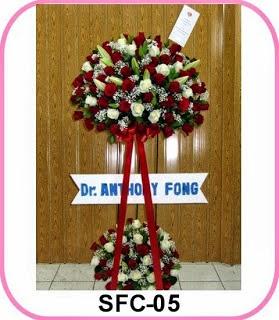 toko bunga karawaci terbaik: karangan bunga dekorasi akad