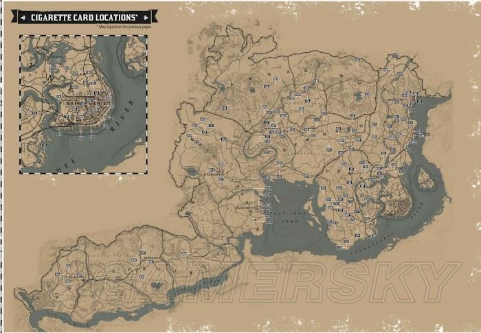 荒野大鏢客 2 (Red Dead Redemption 2) 全傳說動物護符效果及制作材料說明 - 游戲愛人