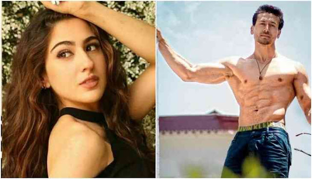 sara ali khan and tiger shroff