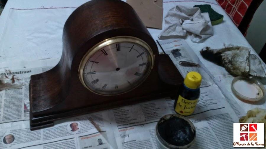 recuperar un viejo reloj