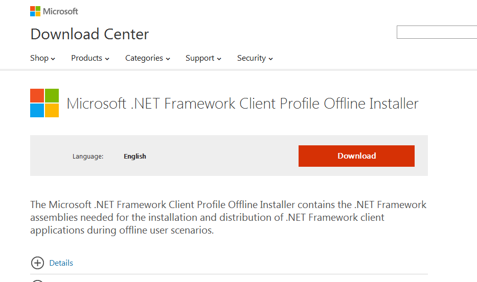 Install .NET Framework   on Windows 10, 8.1, 8 ...