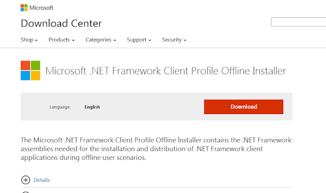 Download Microsoft .NET 3.5 Offline Installer for PC