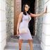 BEAUTY: Actress Rukky Sanda Sexy In Figure Hugging Dress!