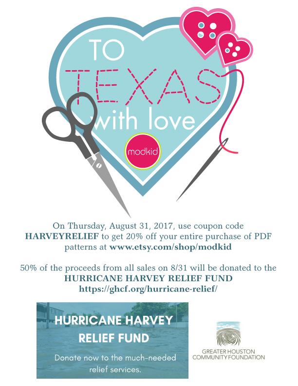 hurricane harvey relief event