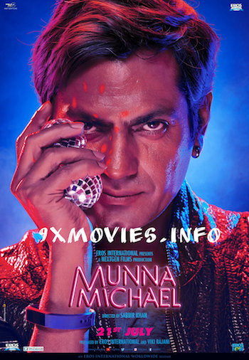 Munna Michael 2017 Hindi 480p HDRip 400MB
