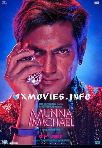Munna Michael 2017 Hindi 300mb Full Download